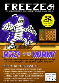 FREEZE64 - Cover 8-2