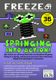 FREEZE64 - Cover 13