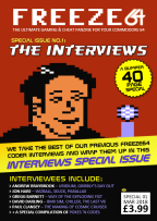 Cover - Special 01 - Interviews