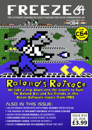 Cover - issue 19