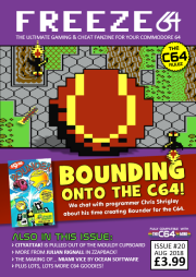 Cover - issue 20