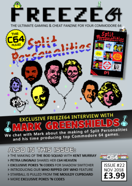 Cover - issue 22