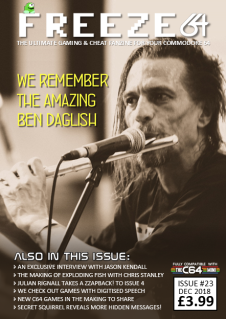 Cover - issue 23