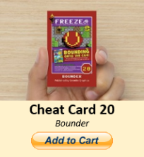 Cheat Card 20
