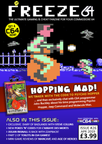Cover - issue 26