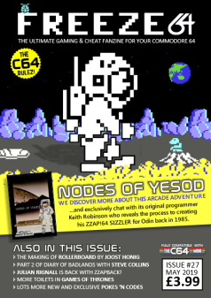 Cover - issue 27