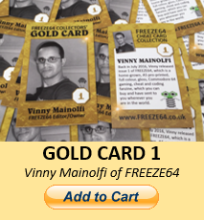GOLD CARD 1