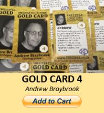 GOLD CARD 4