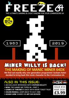Cover - issue 34