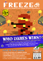 FREEZE64 - Issue 35